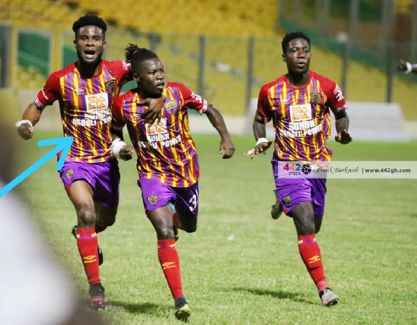 Hearts of Oak announces ticket prices for Liberty Professionals clash