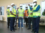 Aviation Minister inspects expansion of airport facility in Takoradi