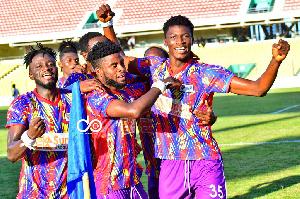Jubilant Hearts players
