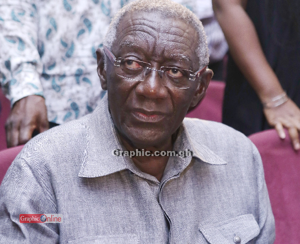 Kufuor Senior High and Technical School to be constructed