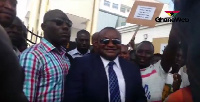 Hassan Ayariga has accused EC chair Charlotte Osei of targeting him and several others