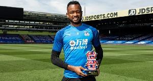 Jordan Ayew is Crystal Palace Player of the Season
