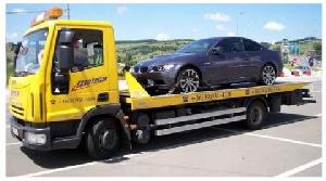 Towing Ghana Car