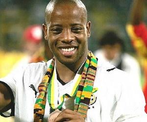 Agogo scored 12 goals for Ghana