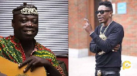 Shatta Wale and Ackah Blay