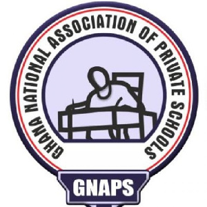 logo of the Ghana National Association of Private Schools (GNAPS)