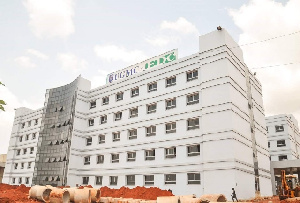 A 16-bed capacity ICU has been set up at the UG Medical Centre UGMC to handle dire cases