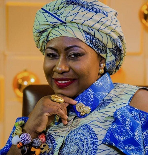 Renowned Ghanaian journalist and gender advocate, Gifty Anti
