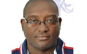 Yaw Buaben Asamoa, National Communications Director, NPP
