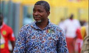 Former Asante Kotoko coach Maxwell Konadu