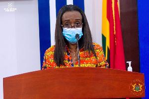 Delase Mimi Darko, Food and Drugs Authority (FDA) boss