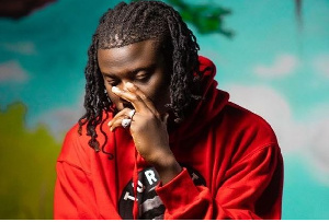Stonebwoy reveals why Samini wasn't featured on 'Anloga Junction ...