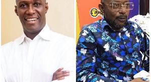 Prophet Kofi Oduro and Prophet Isaac Owusu Bempah
