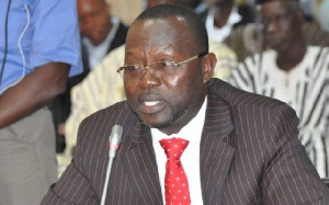 Dr. Dominic Ayine, former Deputy Attorney General and Member of Parliament for Bolgatanga East