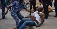 (File photo) Two men were picked up by the military at the scene