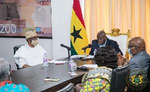 Akufo Addo Nigerian Speaker