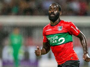 Ex-Ghana winger Quincy Owusu-Abeyie
