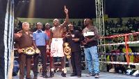 Referee Roger Barnor debunks Obodai Sai's robbery claim