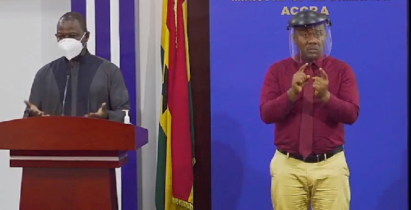 LIVESTREAMING: Information Ministry's press briefing on Coronavirus case count