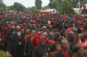 Ghana Funeral