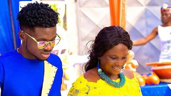 Meet Mrs Juliana Marfo, the mother of musician Kuami Eugene