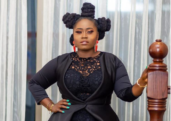 Lydia Forson looks for a husband on social media