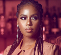 Ghanaian female singer, MzVee
