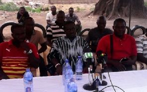 The group said it would oppose any move by the New Patriotic Party to appoint a non-Ga-Dangme person