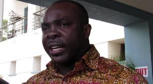 Isaac Asiamah, Sports Minister