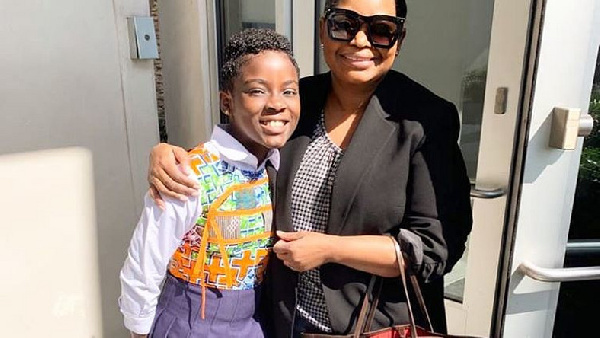 DJ Switch spotted with Oscar winner Octavia Spencer in Hollywood