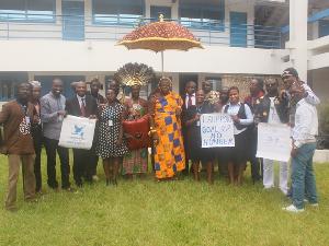 Global Goals PR Team, SDGS Ambassadors call on UNDP