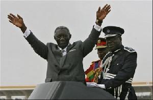 Kufuor@Ghana@50