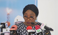 Shirley Ayorkor Botchway is Foreign Affairs Minister