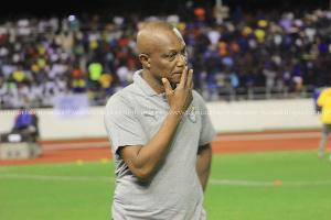 Coach Kwesi Appiah Black Stars
