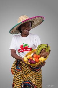 Elsie Ewudzie-Sampson