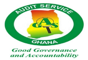 Ghana Audit Service logo