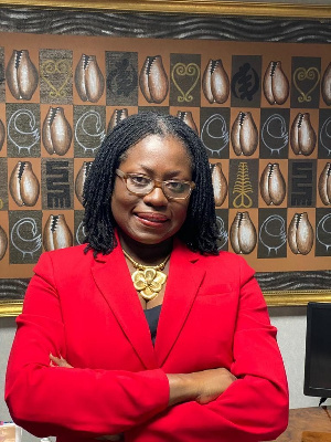 Elsie Addo Awadzi, Second Deputy Governor of Bank of Ghana