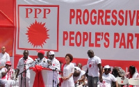PPP is calling for accountability and transparency with the disbursement of common funds