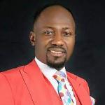 Nigerian pastor, Apostle Johnson Suleman