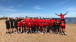 Ghanaian players in Spain on pre-season with Nordsjaelland