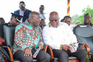 Akufo Addo And Bawumia 1