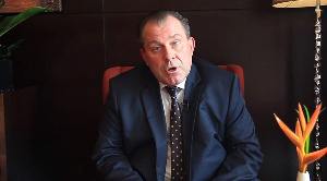 Axel Hauser, General Manager - Movenpick Hotels and Resorts
