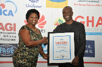 Delta joined a number of local and global companies at the Ghana CSR Excellence Awards