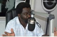Aspiring National Chairman of NPP, Richard Amoako-Baah