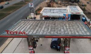 Total Petroleum Ghana's third solar power station