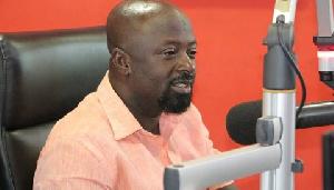 Akwasi Agyamang Boadi, former Municipal Chief Executive for Obuasi