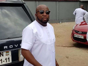 Charles Nii Nii Taiko Tagoe is an aide to President Akufo-Addo
