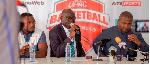 Ghana Basketball Association President, David Addo-Ashong in suit