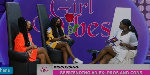 Girl Vibe guests on set