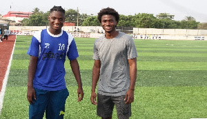 Rodney Appiah And Jacob Kingston